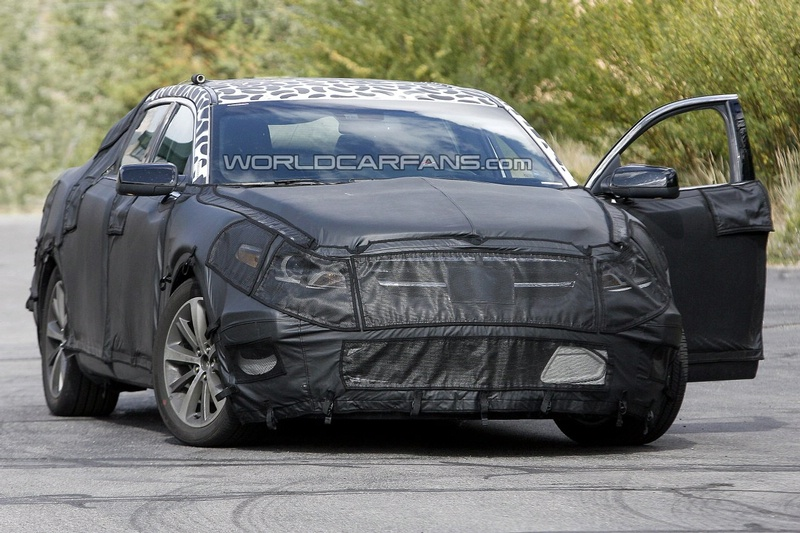 Spied: 2010 Ford Taurus SHO/ST