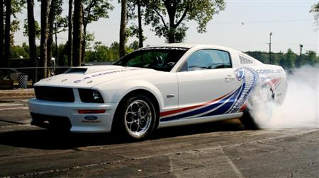 2009 FR500CJ Mustang