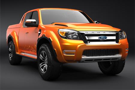 2008 Ford Ranger MAX concept