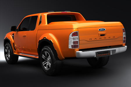 2008 Ford Ranger MAX concept