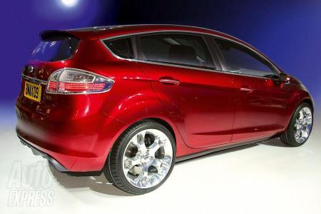 2010 Ford B-Max