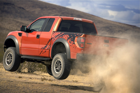 2010 Ford SVT F-150 Raptor