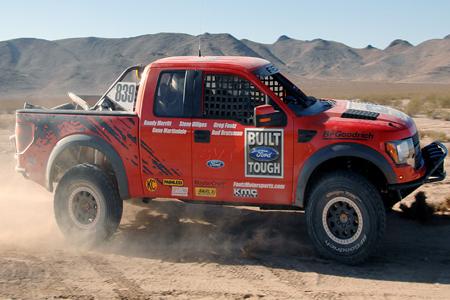2008 Ford SVT Raptor R Baja 1000