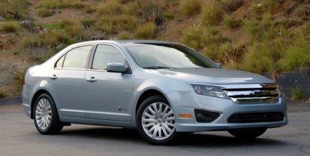 2009 Ford Fusion Hybrid