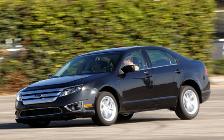 2009 Ford Fusion Sport