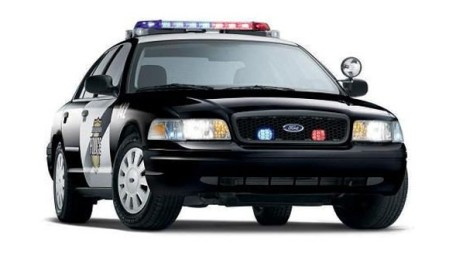 Police Ford Crown Victoria
