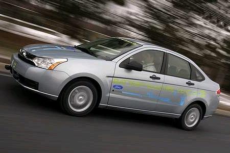 Ford-Magna electric Focus