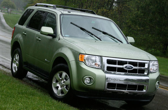 2010 Ford Escape Hybrid Best Hybrid Cars