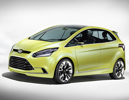 2009 Ford iosis MAX concept