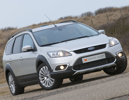 Ford Focus X Road wagon limited edition