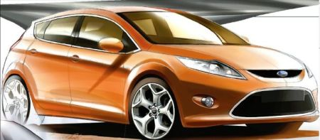 2011 Ford Focus render