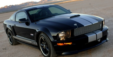 Ford Shelby Mustang GTSC
