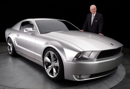 2009 1/2 Iacocca Mustang