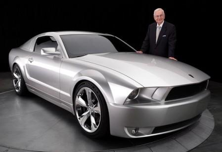 2009 1/2 Iacocca Mustang
