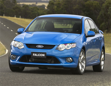Ford Falcon FG XR8