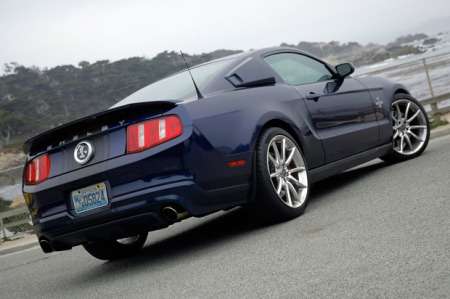 2010 Ford Shelby Super Snake Mustang review - (C) Autoblog