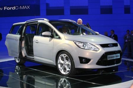 2011 Ford Grand C-Max