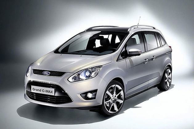2011 Ford Grand C-Max This morning, word (and official images) leaked out
