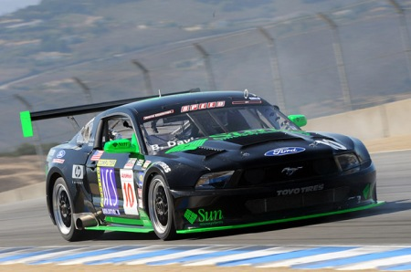 2010 Ford Mustang SPEED Challenge