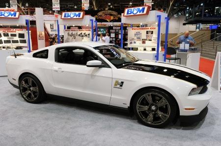 Hurst Ford Mustang