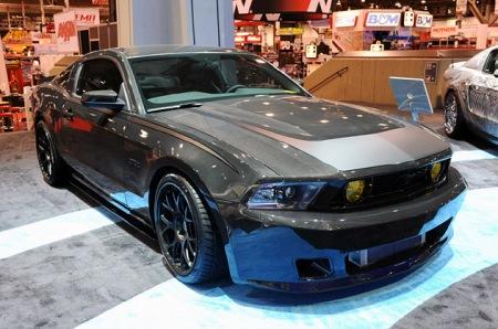 Vaughn Gittin RTR Mustang
