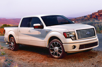 2012 harley davidson f 150 gets a new tattoo ford news blog. Black Bedroom Furniture Sets. Home Design Ideas